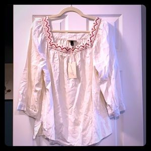 NWT Universal threads blouse